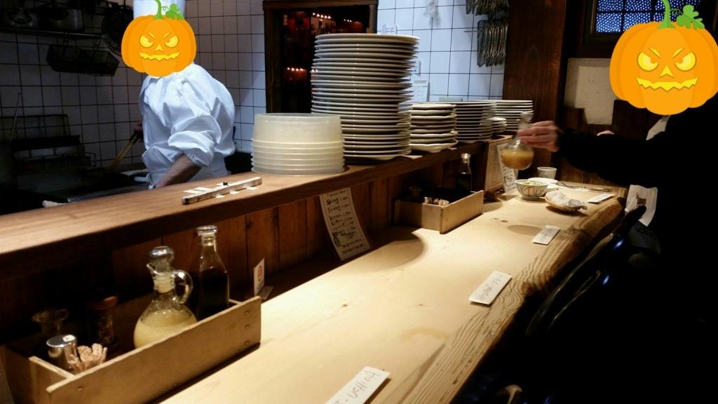 新小岩『レストランうちだ』の店内写真②