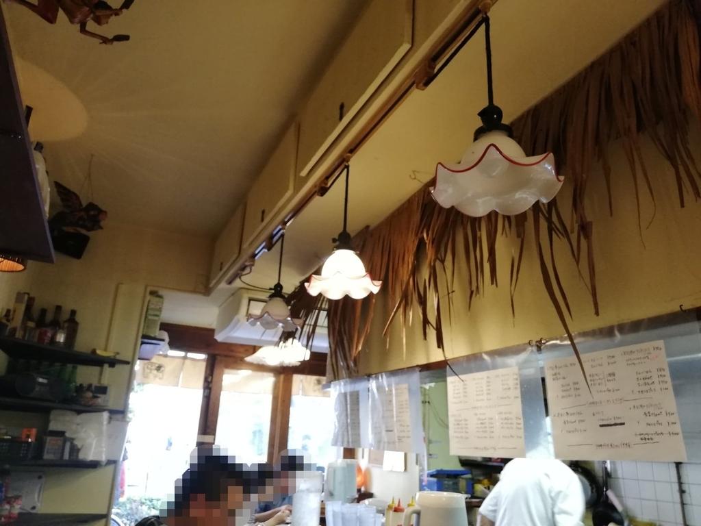 秋葉原ブラウニーの店内装飾