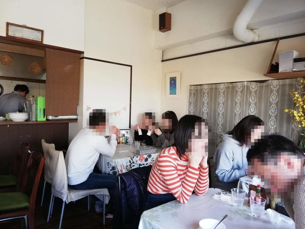 長崎『プリムローズ(primrose)』の店内写真②