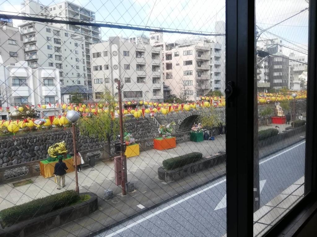 長崎『プリムローズ(primrose)』からの眼鏡(めがね)橋の眺め①