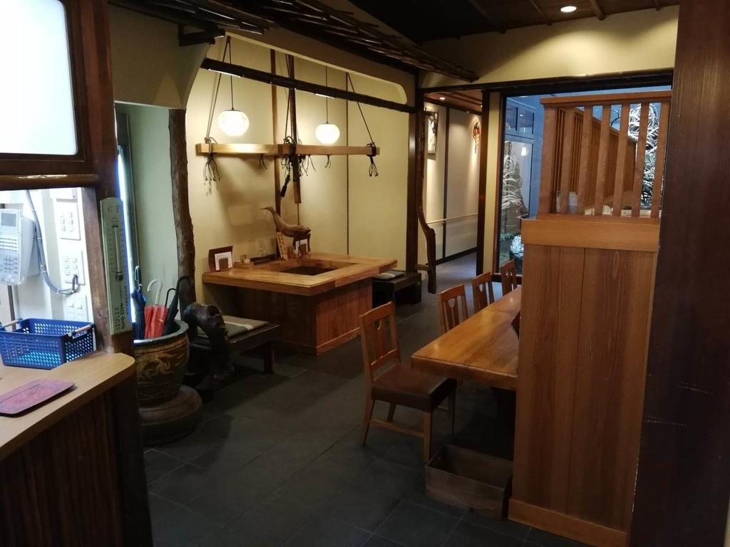 長崎『吉宗本店』の一階部分写真①