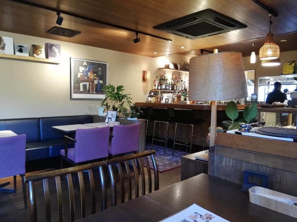北千住のカフェ『寛美堂』の店内写真④