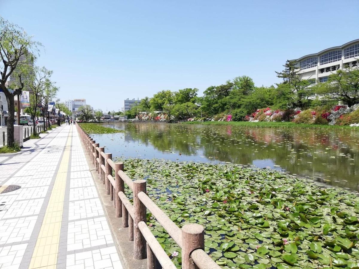 秋田駅から『秋田きりたんぽ屋大町分店』への行き方写真(7)