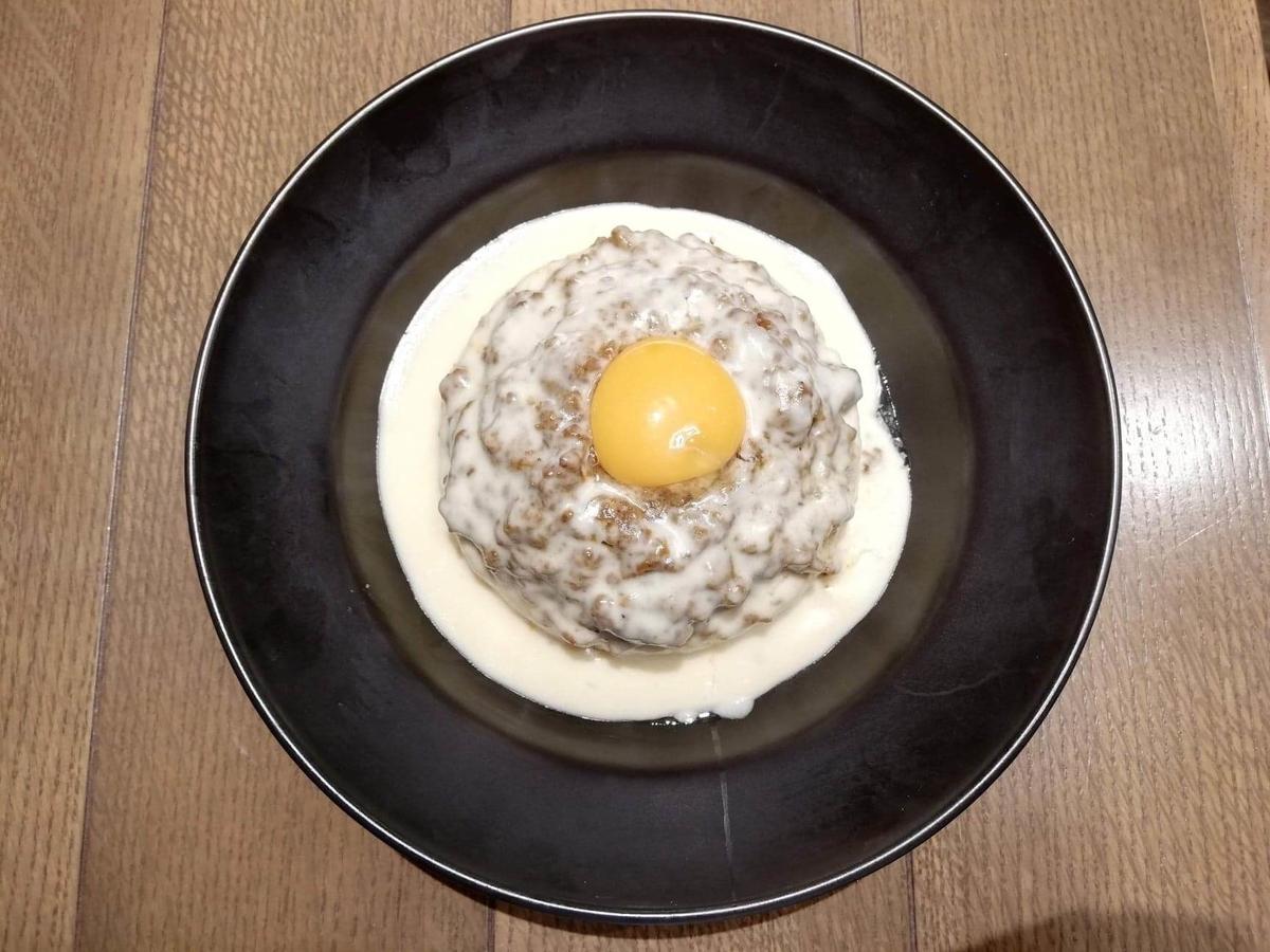 池袋『CHEESE CHEESE & Meat. COMTE』のキーマカレーの単品写真