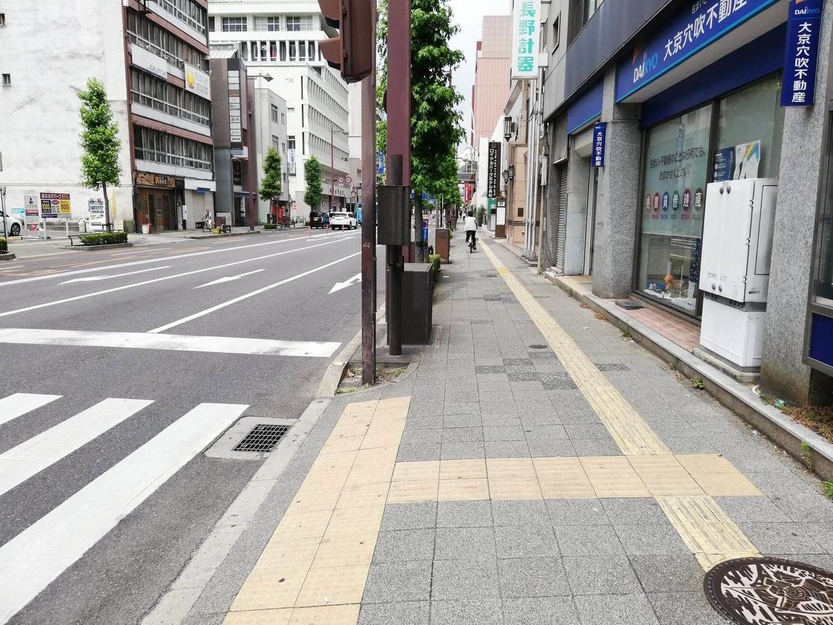 瓦町駅から香川県高松市『骨付鳥一鶴』への行き方写真(11)