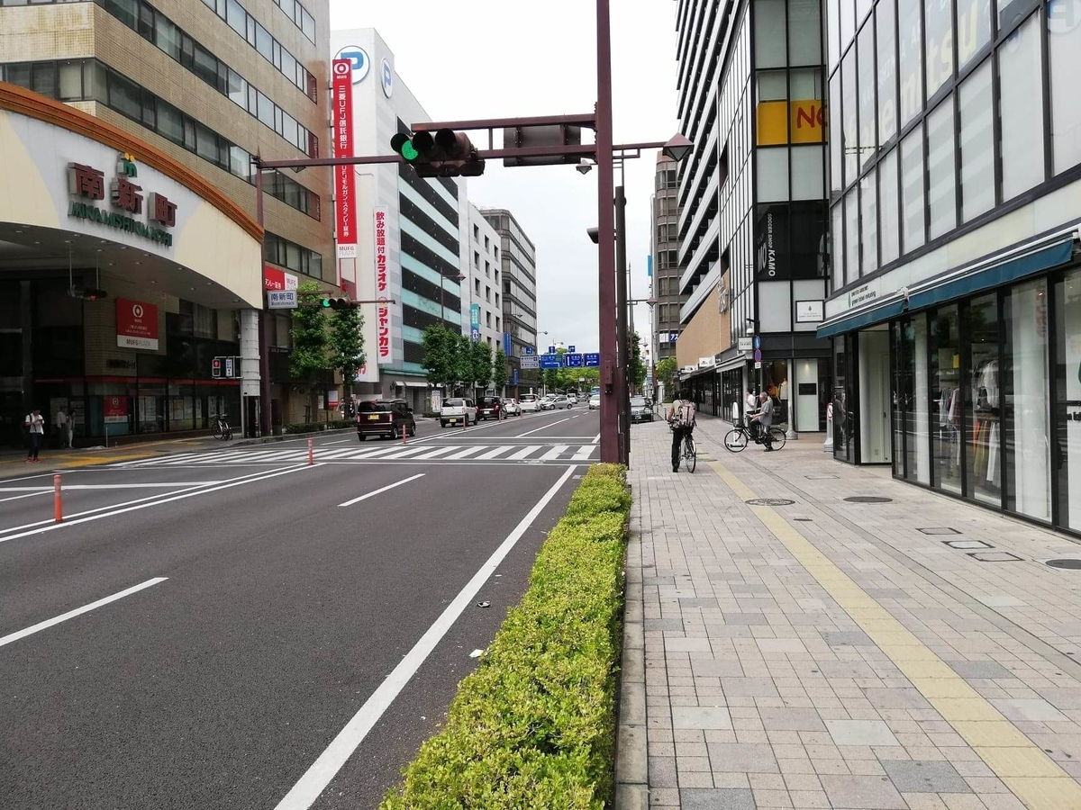 瓦町駅から香川県高松市『骨付鳥一鶴』への行き方写真(12)