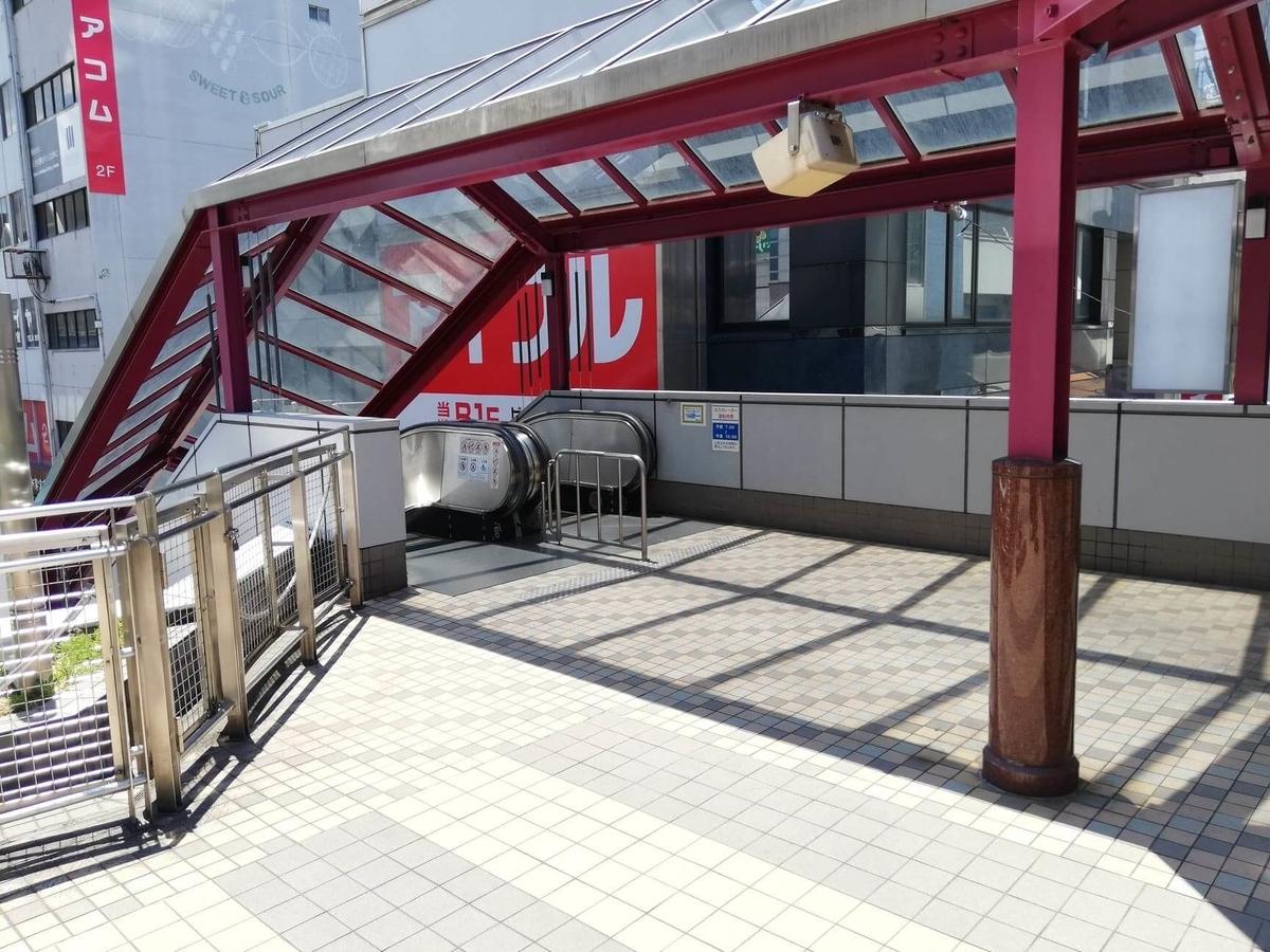 瓦町駅から香川県高松市『三びきの子ぶた』への行き方写真⑤