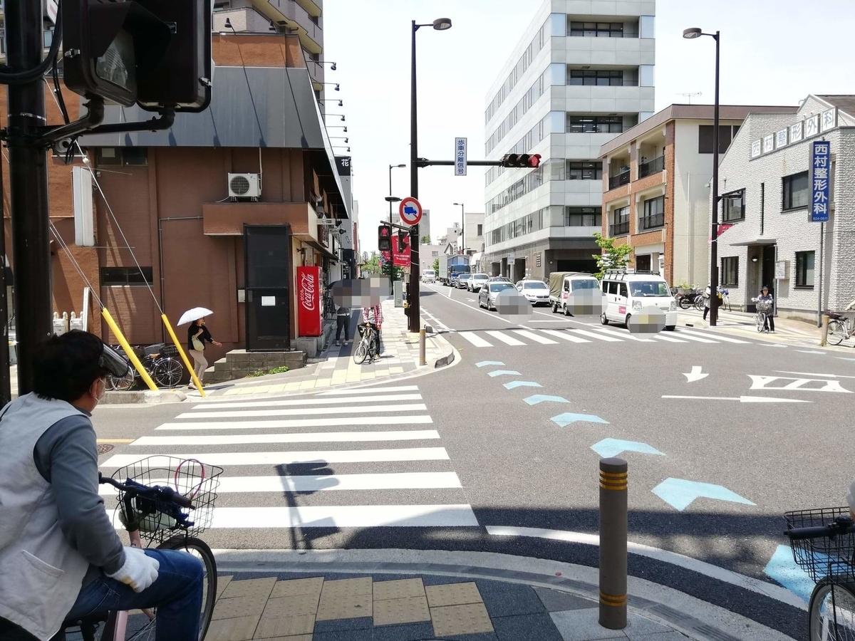 浦和駅から『分上野藪(わけうえのやぶ)かねこ』への行き方写真⑩