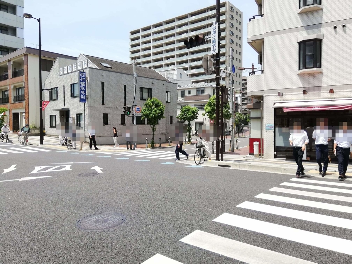 浦和駅から『分上野藪(わけうえのやぶ)かねこ』への行き方写真(11)