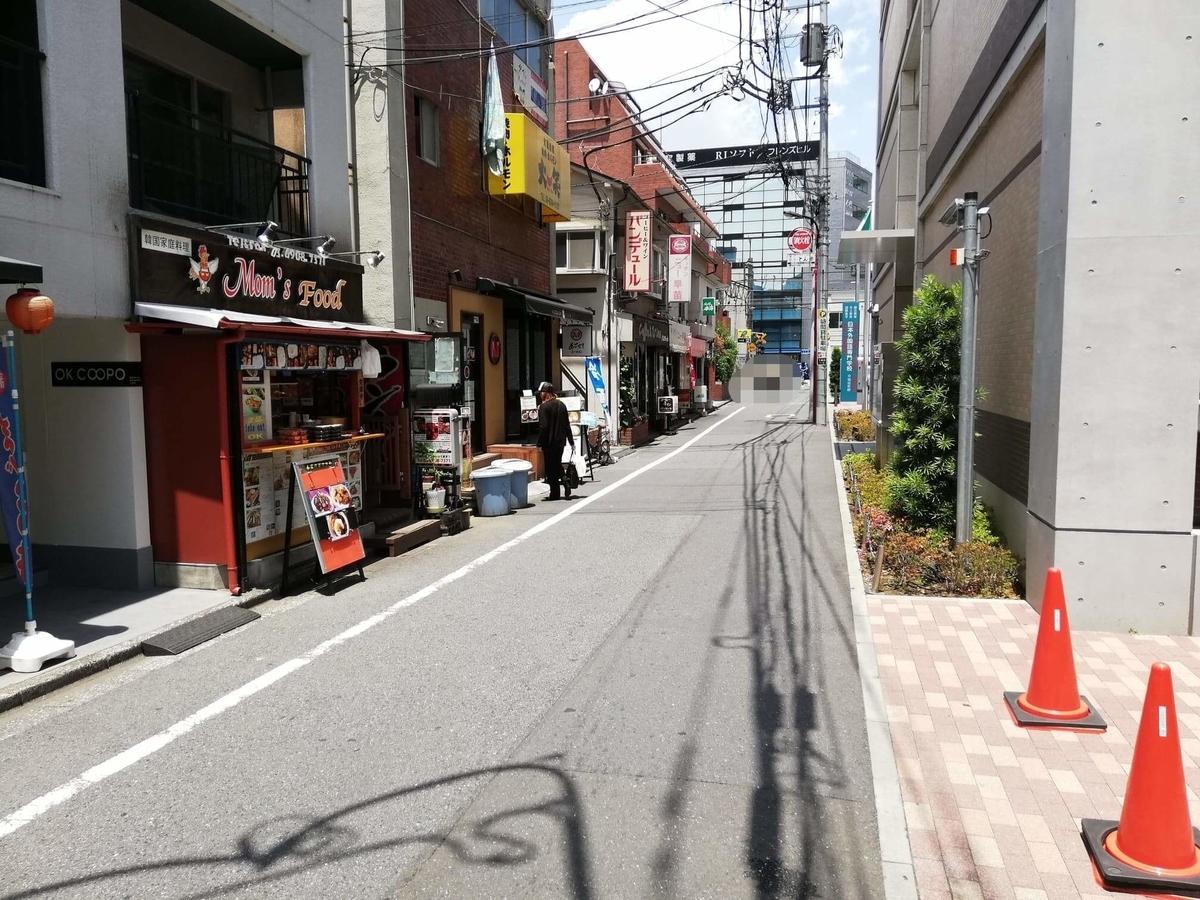 高田馬場駅から『馬場南海』への行き方写真⑦