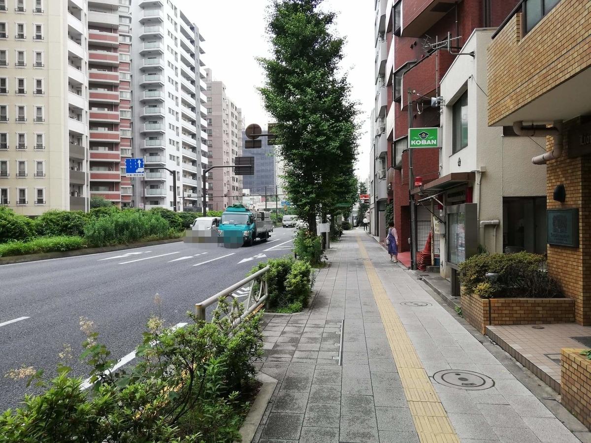 北千住駅から『市場食堂さかなや』への行き方写真(9)