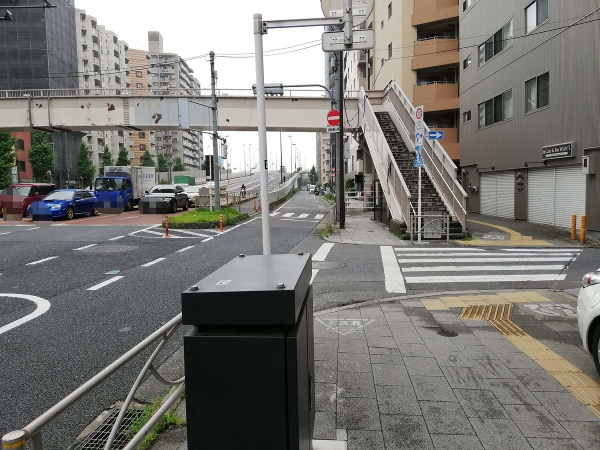 北千住駅から『市場食堂さかなや』への行き方写真(11)