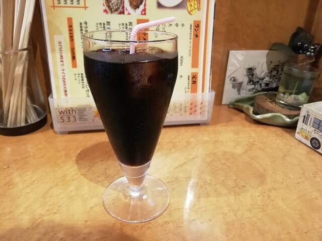 東武練馬『あぺたいと』のコーヒーの写真