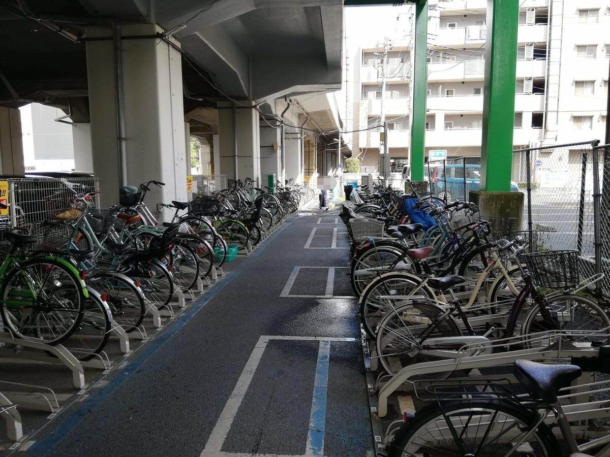 新座駅から『くるまやラーメン新座店』への行き方写真(7)
