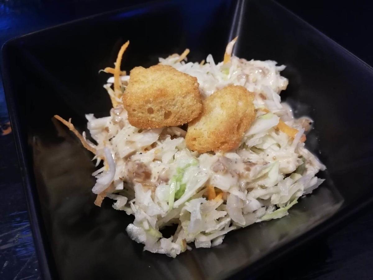 本川越『ブコウスキー』のサラダの写真