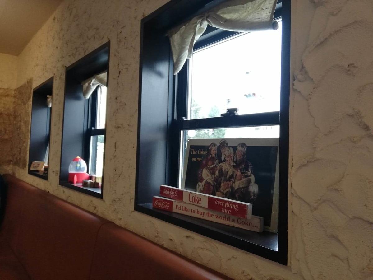 本川越『バーガーカフェホノホノ(BurgerCafe honohono)』の店内写真④