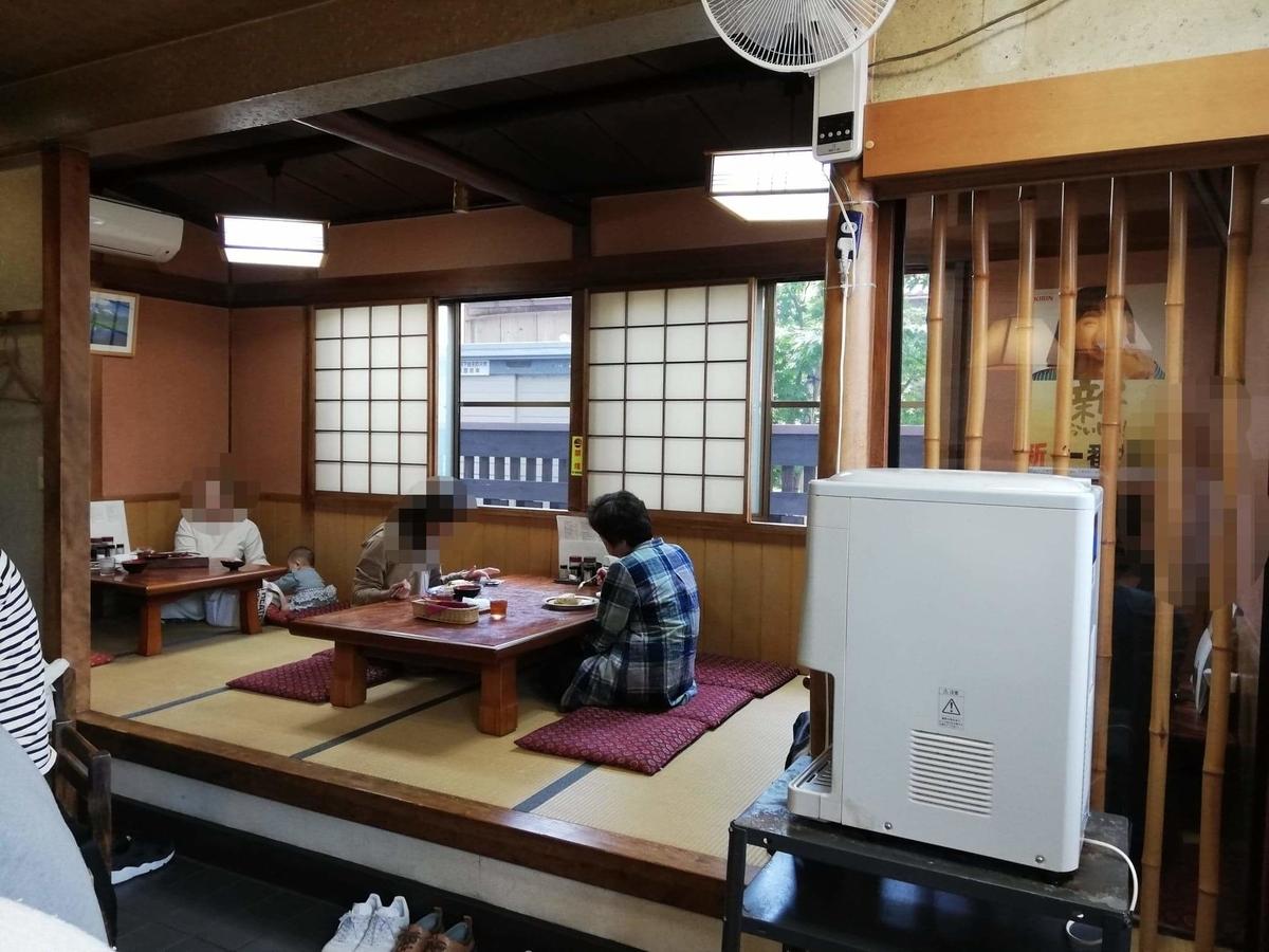 石川県金沢市ひがし茶屋街『自由軒』の店内写真④