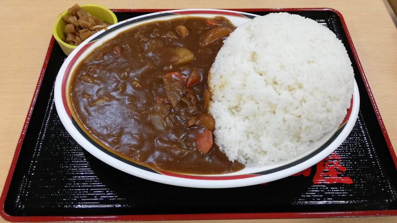 宮城県仙台市『大衆食堂半田屋東口BiVi店』の1キロカレーの写真